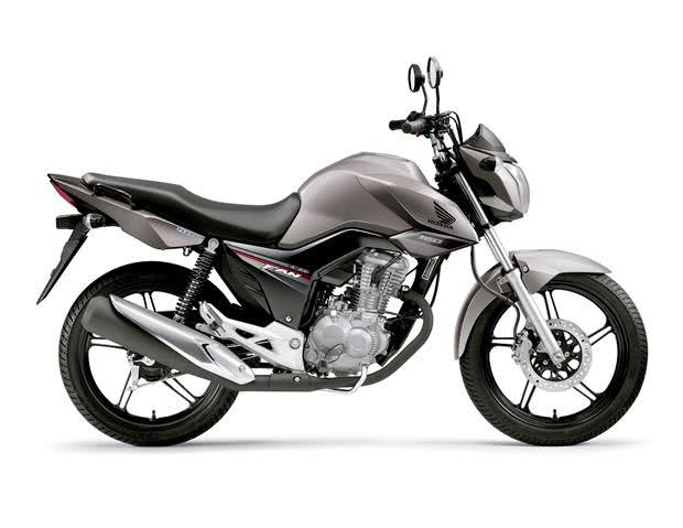 consumo Honda CG 160