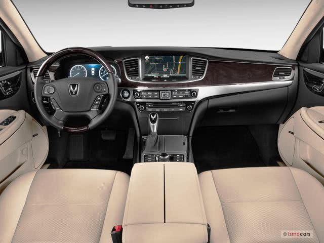 consumo Hyundai Equus