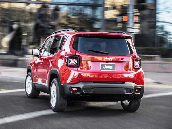 consumo Jeep Renegade