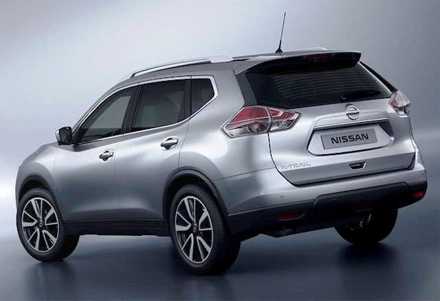 consumo-Nissan X-Trail