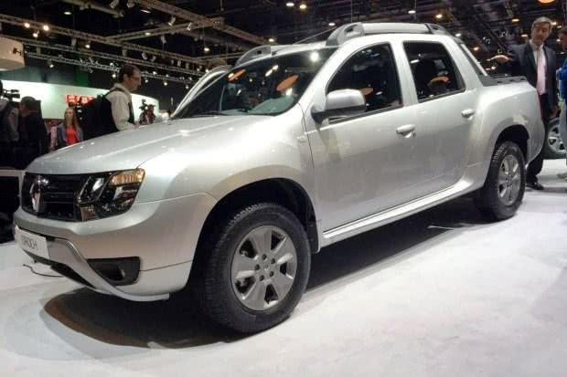 consumo Renault Duster Oroch