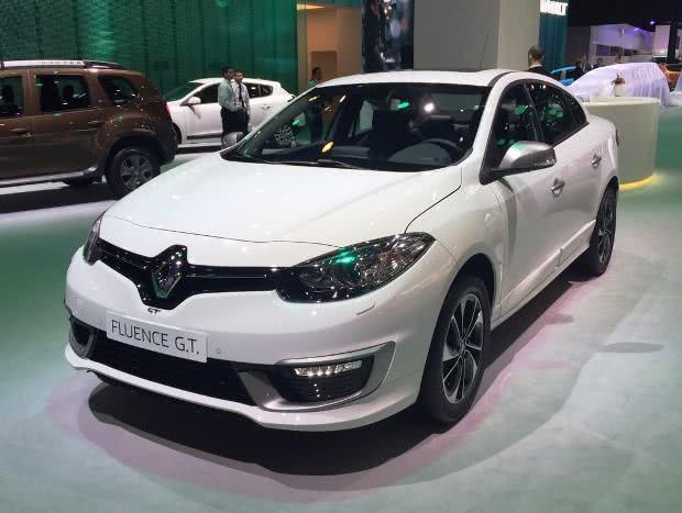 consumo-Renault-Fluence-GT-Line Renault Fluence GT Line - Preço, Fotos 2019