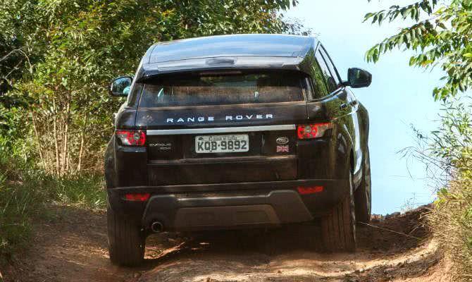 detalhes Nova Evoque a Diesel