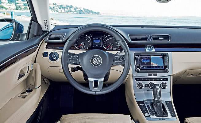 ficha Volkswagen CC