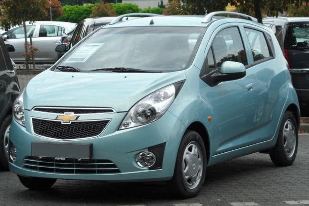 ficha técnica Chevrolet Spark