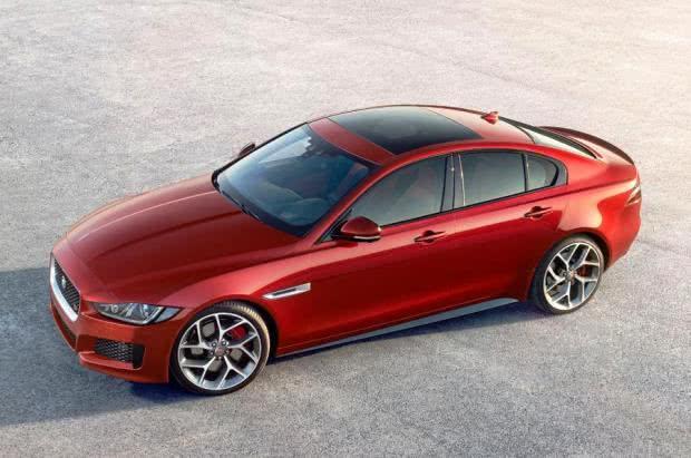 ficha tecnica Jaguar XE