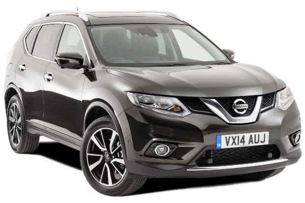 ficha tecnica Nissan X-Trail