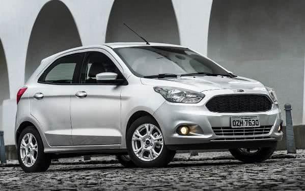 ficha tecnica Novo Ford Ka