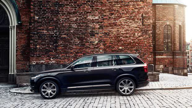 ficha-tecnica-Volvo-XC90 Volvo XC90 - Preço, Fotos 2019