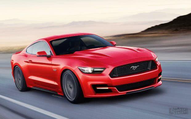 ford-Mustang Mustang - Preço, Versões, Fotos 2017 2018