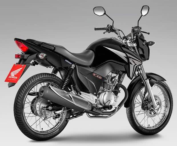 fotos-Honda-CG-160 Honda CG 160 - Preço, Fotos 2017 2018