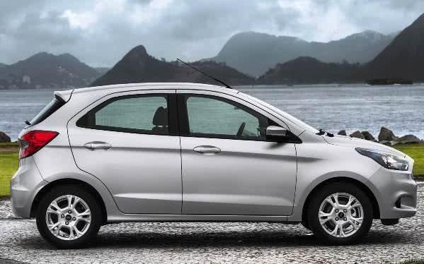 itens-de-serie-v Novo Ford Ka - Itens de Série, Preço, Fotos 2017 2018