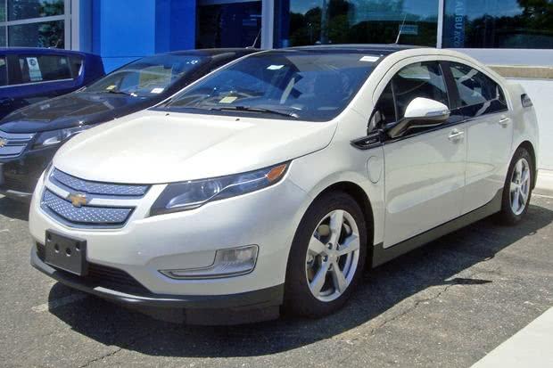 lancamento-Chevrolet-Volt Chevrolet Volt - Preço, Fotos 2019