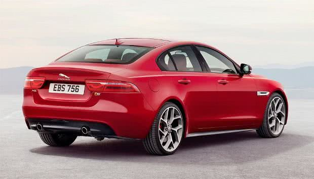 lancamento Jaguar XE