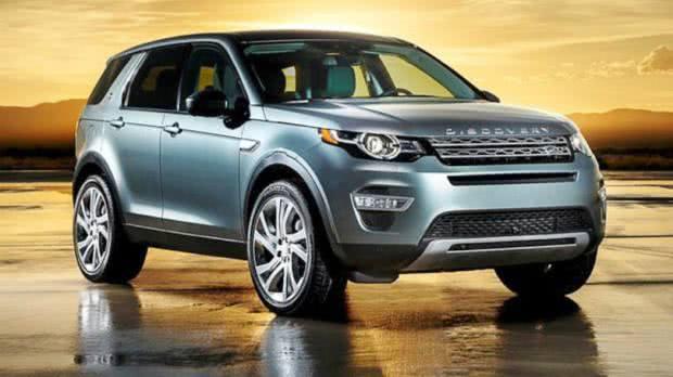 lancamento Land Rover Discovery Sport