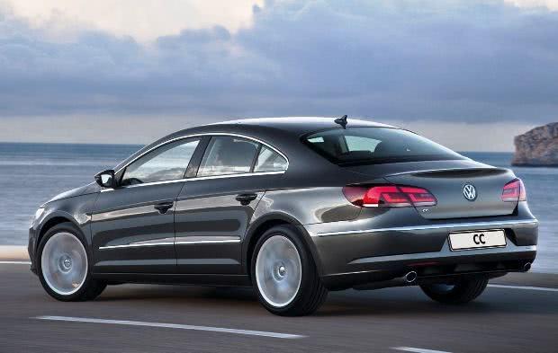 lancamento Volkswagen CC