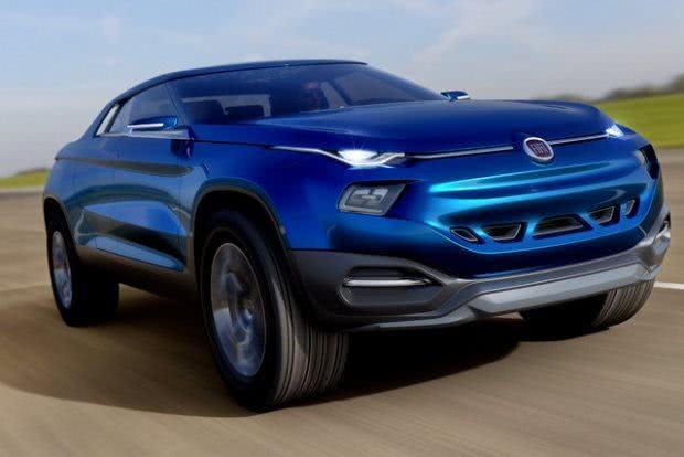 lancamento-v Fiat Toro - Preço, Fotos 2019