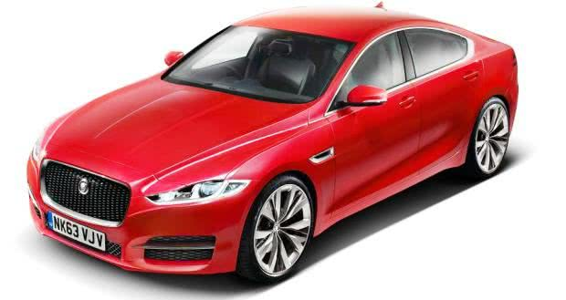 lancamentos Jaguar XE