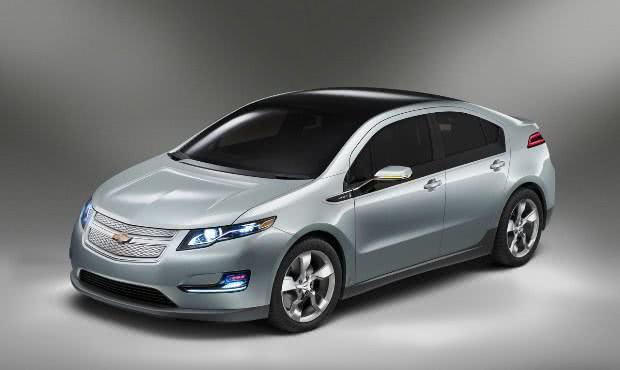 novo Chevrolet Volt