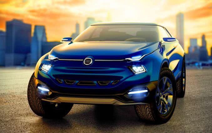 novo-Fiat-Toro-novo Fiat Toro - Preço, Fotos 2019