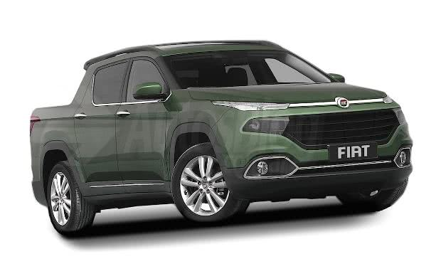 novo-Fiat-Toro Fiat Toro - Preço, Fotos 2019