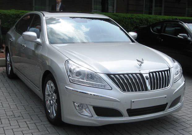 novo Hyundai Equus