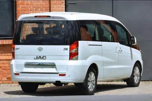novo JAC T8