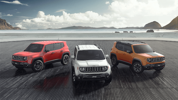 novo Jeep Renegade