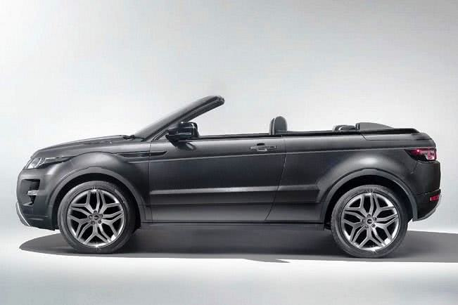 novo Range Rover Evoque Conversível