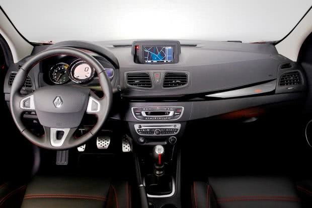 painel Renault Fluence GT Line