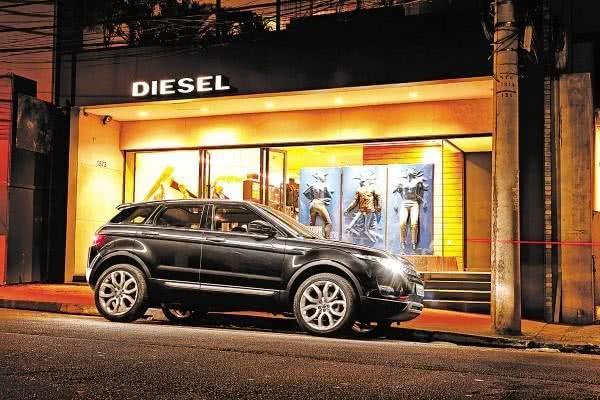 preco Nova Evoque a Diesel