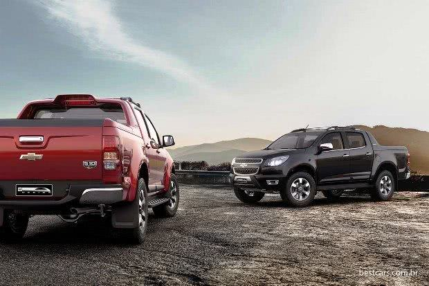 versoes-Chevrolet-S10-High-Country Chevrolet S10 High Country - Preço, Fotos 2019
