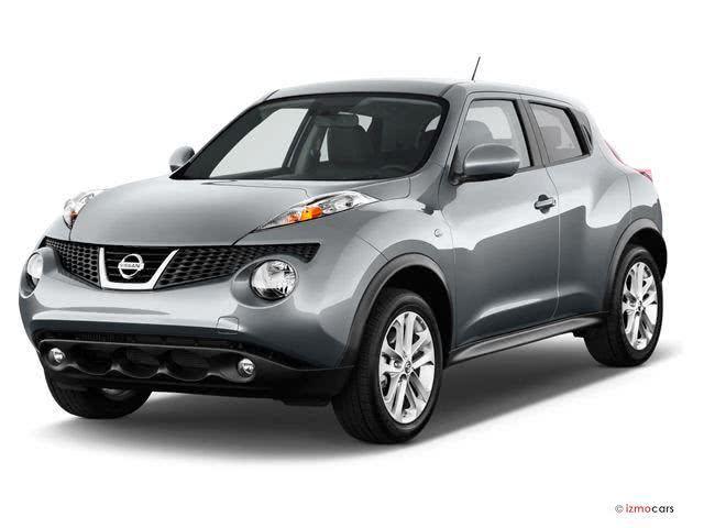 versoes Nissan Juke