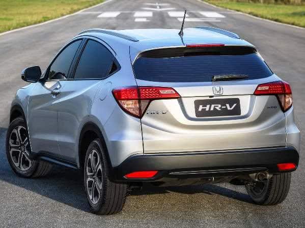consumo-honda-hrv Novo Honda HRV - Itens de Série, Preço, Fotos 2017 2018