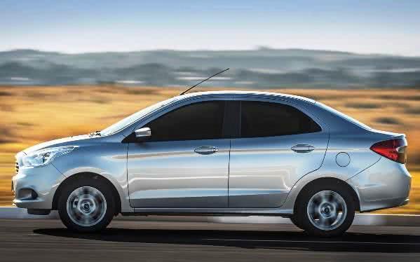 ficha-tecnica-novo-ford-ka-sedan Novo Ford Ka Sedan - Itens de Série, Preço, Fotos 2017 2018