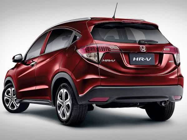 honda-hrv-novo Novo Honda HRV - Itens de Série, Preço, Fotos 2019
