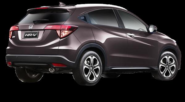 Novo Honda HRV - Itens de Série, Preço, Fotos | 2016 2017