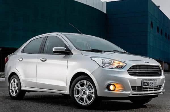 novo-ford-ka-sedan Novo Ford Ka Sedan - Itens de Série, Preço, Fotos 2017 2018