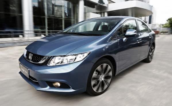 novo-honda-civic-consumo Novo Honda Civic - Itens de Série, Preço, Fotos 2019