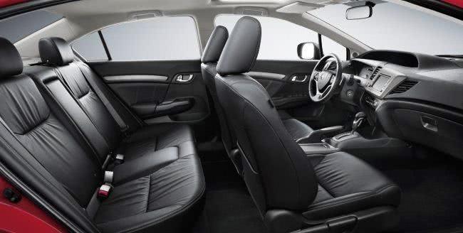 novo-honda-civic-itens-de-serie Novo Honda Civic - Itens de Série, Preço, Fotos 2019