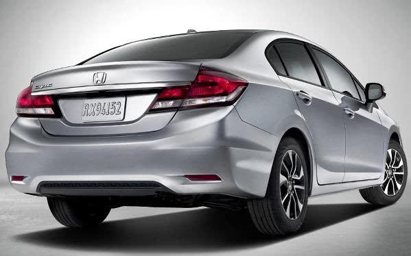 novo-honda-civic-preco Novo Honda Civic - Itens de Série, Preço, Fotos 2019