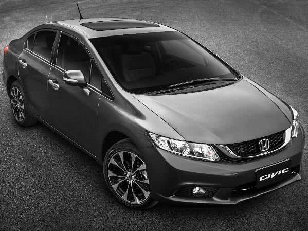 novo-honda-civic Novo Honda Civic - Itens de Série, Preço, Fotos 2019