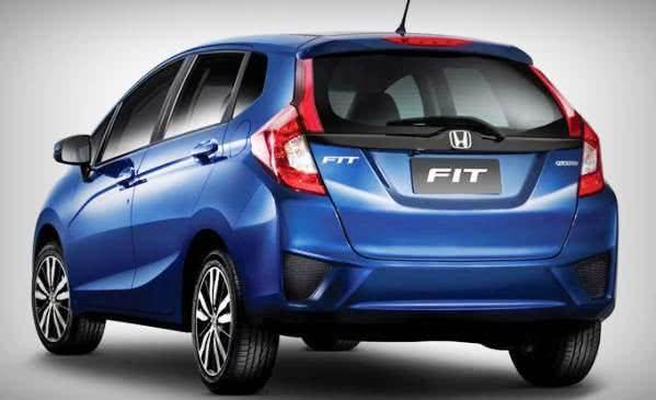 novo-honda-fit-fotos Novo Honda Fit - Itens de Série, Preço, Fotos 2019