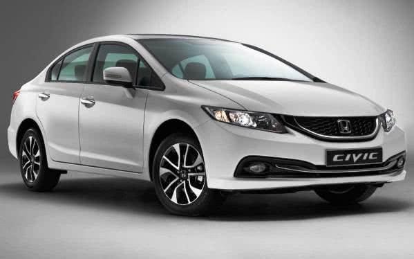 versoes-novo-honda-civic Novo Honda Civic - Itens de Série, Preço, Fotos 2019