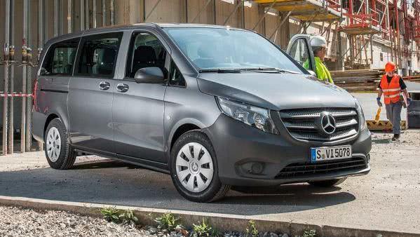 mercedes-benz-vito-preco Mercedes-Benz Vito - Preço, Fotos 2017 2018