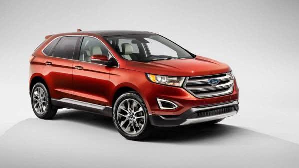 novo-ford-edge-lancamento-e1458177905337 Novo Ford Edge - Preço, Consumo, Ficha Técnica 2019
