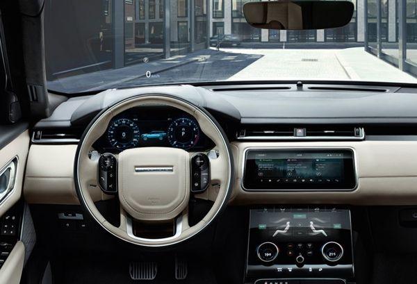 range-rover-velar-painel Range Rover Velar - Preço, Fotos, Ficha Técnica 2017 2018