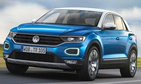 t-roc Volkswagen T-Roc - Preço, Fotos 2019