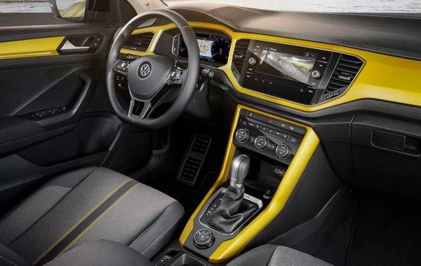 volkswagen-t-roc-interior Volkswagen T-Roc - Preço, Fotos 2019