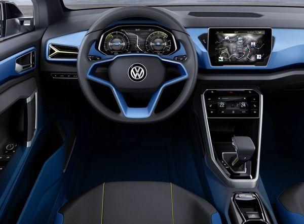 volkswagen-t-roc-painel Volkswagen T-Roc - Preço, Fotos 2019